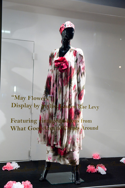 """Madame Paulette Spring 2011"""" May Flowers"""""""