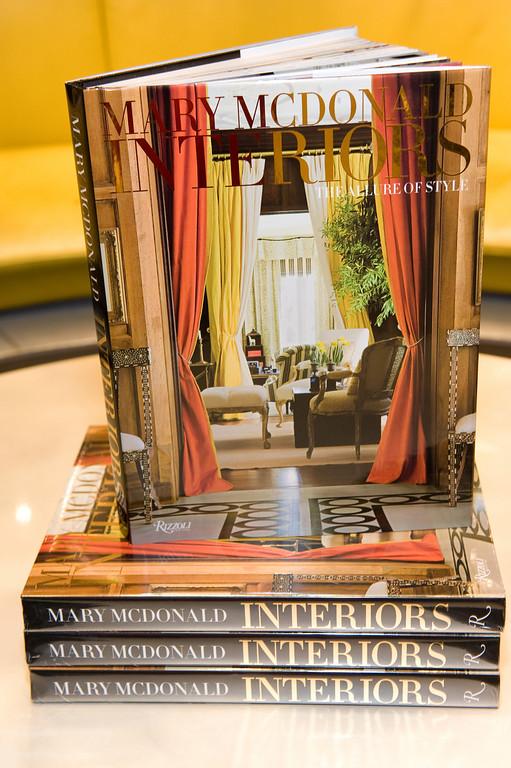 Mary McDonald: Interiors Book Signing at Catherine Malandrino