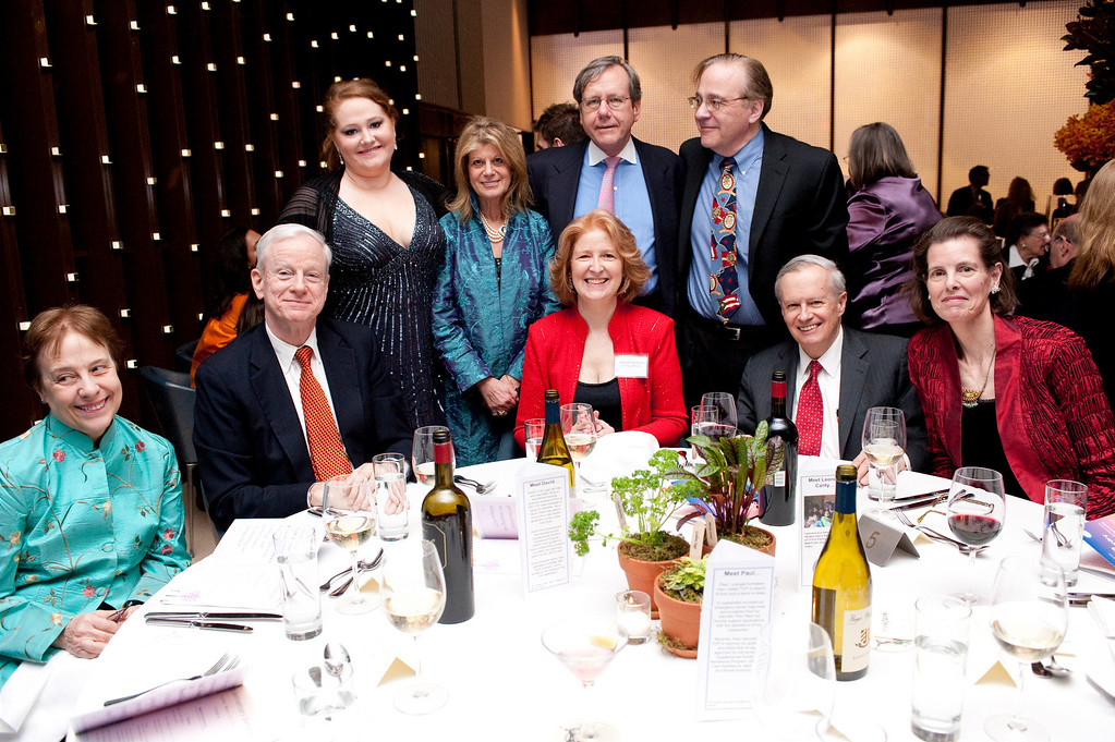 """Yorkville Common Pantry: """"30th Anniversary Benefit"""" Table Shots"""
