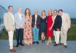 Chef Kerry Heffernan, Winemaker Roman Roth, Joey Wolffer, Robert M. Rubin, Graciela Dauhajre, Katherine Birch, Robert DeLuca, Richard Kind
