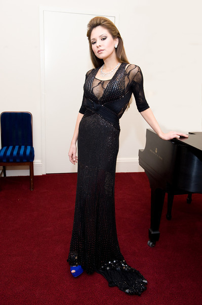 The American Cancer Society, A Tribute to Horowitz, Lola Astanova Piano Debut at Carnegie Hall