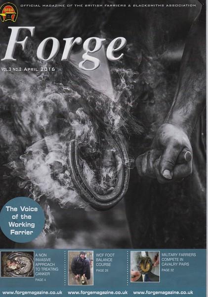 Cover (April 2016)