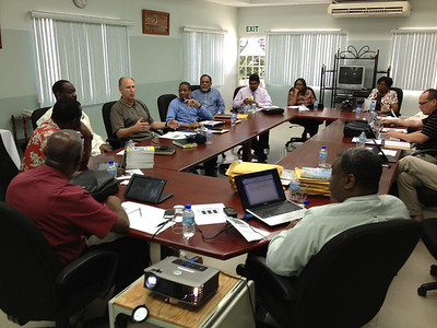 Meetings with National T&T Leadership