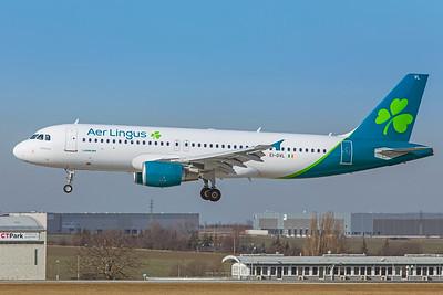 Aer Lingus Airbus A320-214 2-24-19