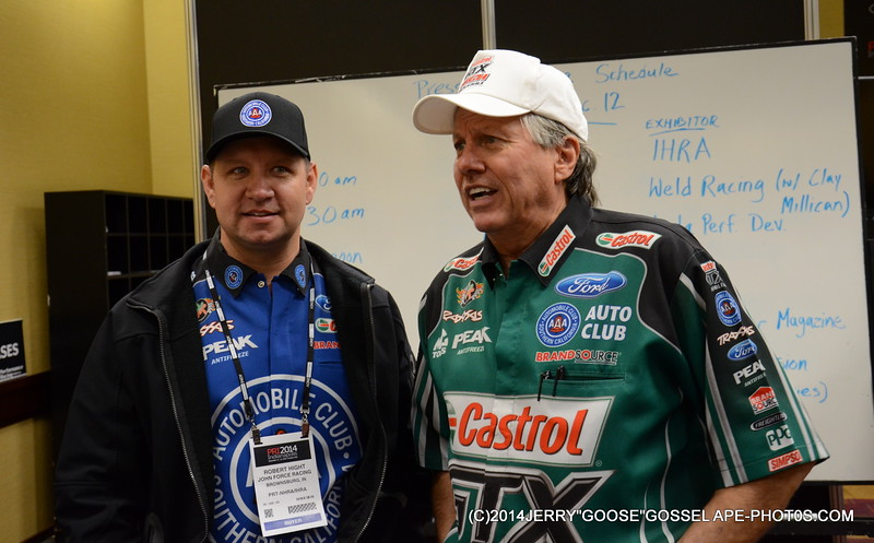 ROBERT HIGHT, JOHN FORCE!