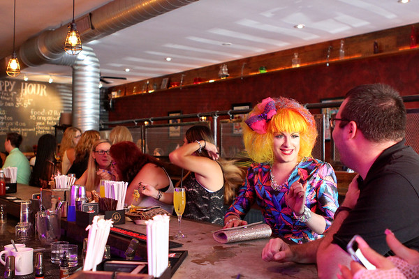 New Haven Pride 2017 - Drag Brunch 9/17/17