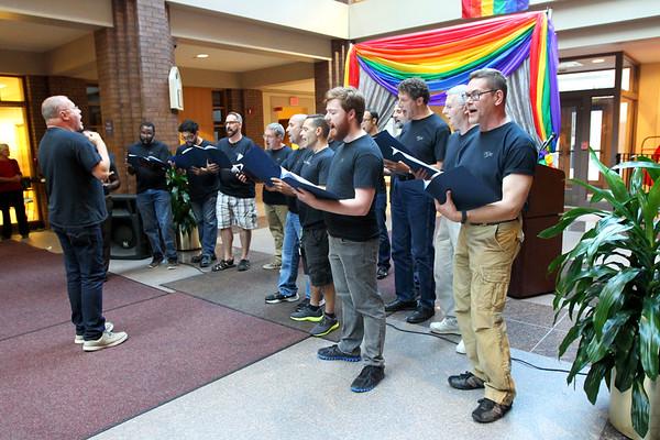 New Haven Pride 2017 Reception 9/15/17