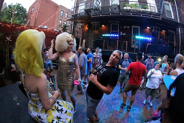 New Haven Pride 2017 - Tea Dance 9/17/17