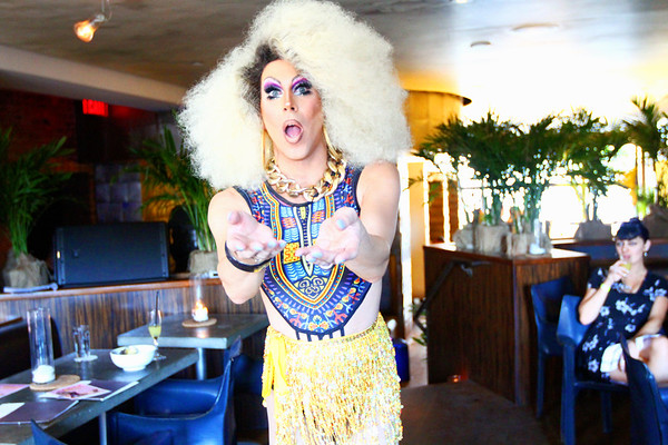 New Haven Pride 2018 - Drag Brunch 9/16/18