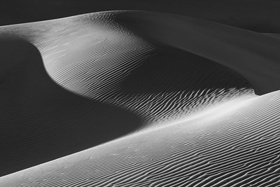 Forms and Shapes, Death Valley.