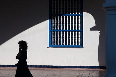 Shapes and Silhouettes, Santiago de Cuba.