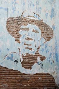 Camilo Cienfuegos Mural