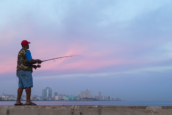 Early Dawn Fishing