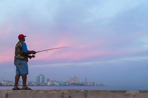 Early Dawn Fishing