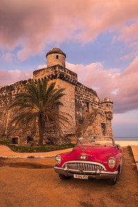 Fortress and Car, Cojimar
