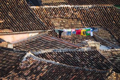 Laundry Day, Trinidad, Cuba.