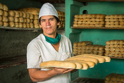 Bread Man, Baracoa