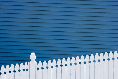 FenceandbluewallMaine