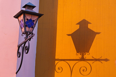 Lamp and Shadow.