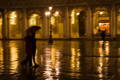 Rainy Night Magic