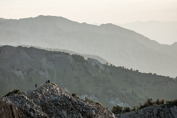 Exploring the Wasatch Mountains