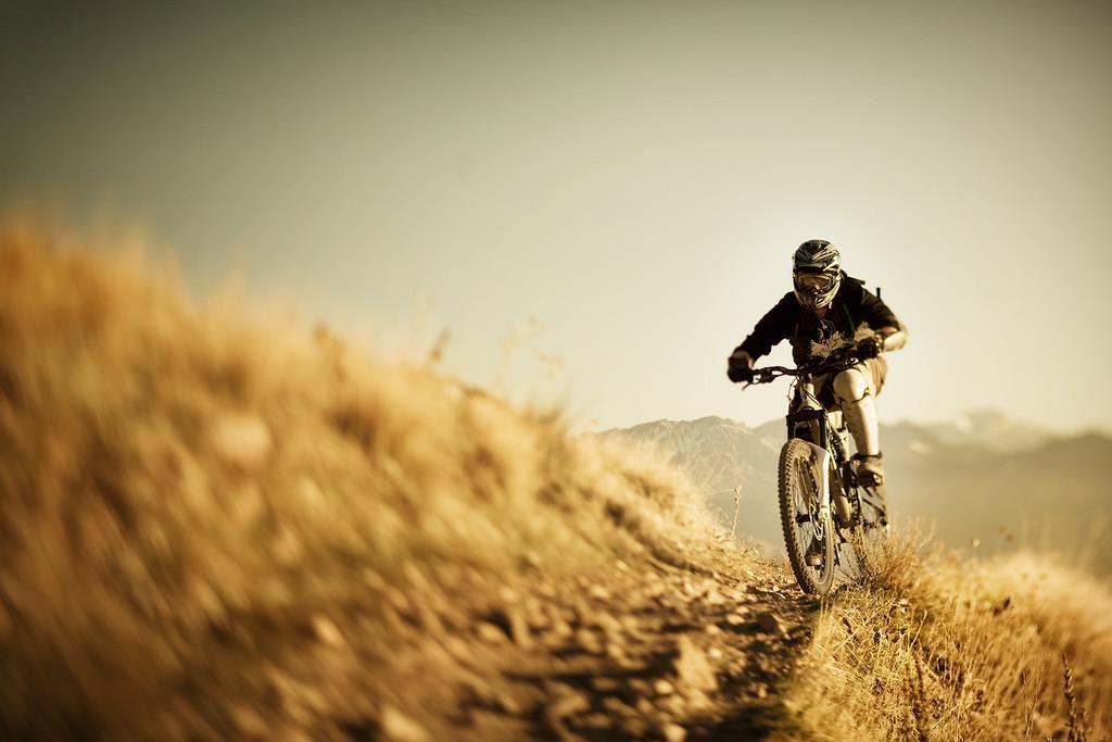 Mountain Bike the Wasatch