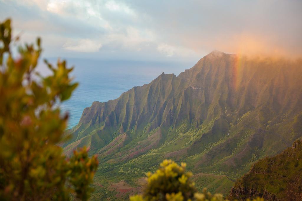 Na Pali Coast of Kauai, HI