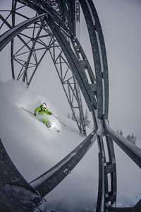 Tower Two - Snowbird, Utah
