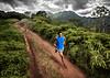 Mountains to the Shore - Kauai Trail Run