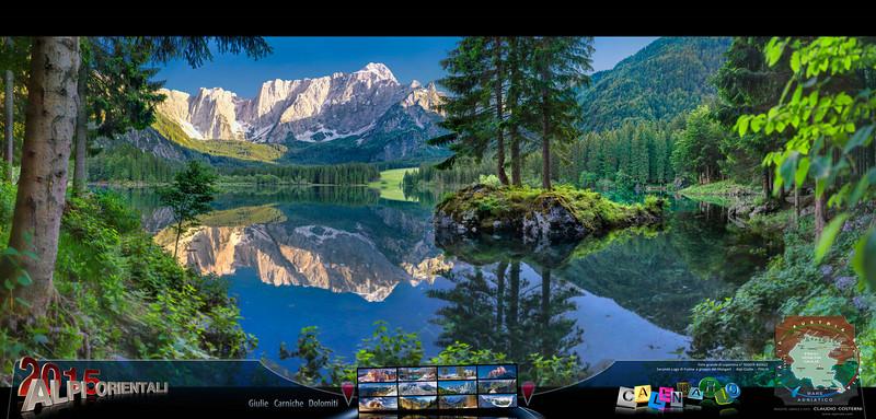 Calendario 2015 - Alpi orientali