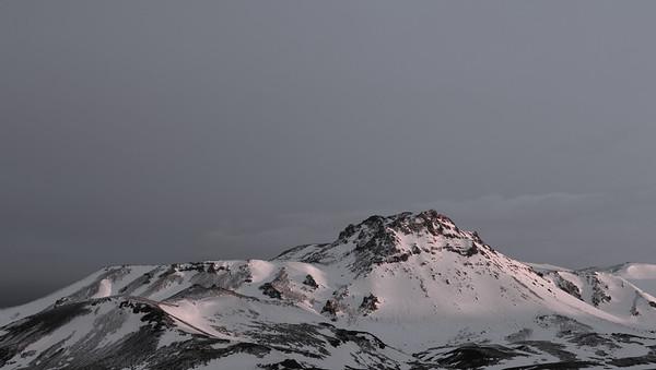 UNKNOWN PEAK, CENTRAL ICELAND