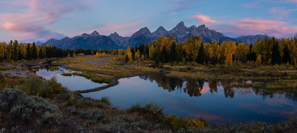 Schwabacher Landing - Grand Teton National Park