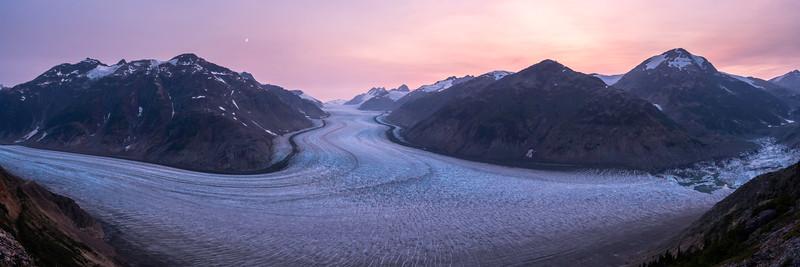 Salmon Glacier, British Columbia, Canada