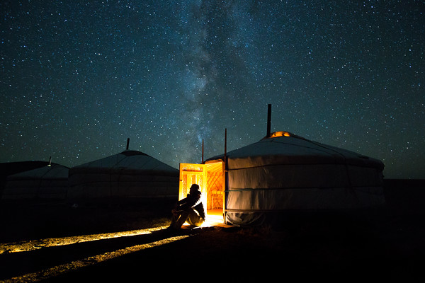 GOBI NIGHTS, MONGOLIA