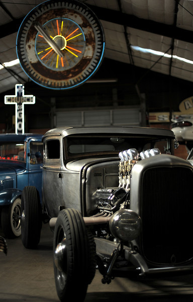 The Hot Rod Church of God