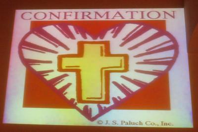 CONFIRMATION 2011