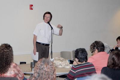MINISTRY MEETINGS 2011