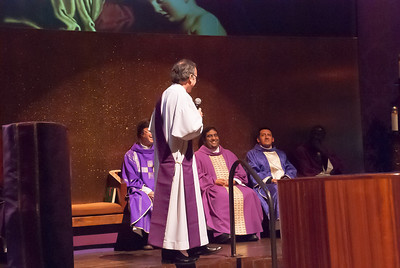Lenten Parish Mission w/Deacon Lambert - 3/6/2013 - Nancy Kay Lyons