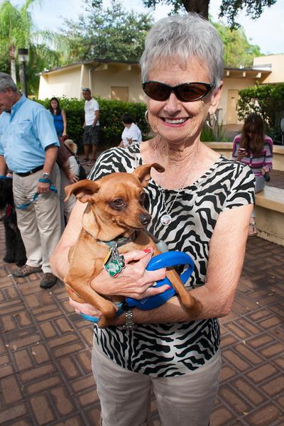 Pet Blessing - 10/5/2013 - Nancy Kay Lyons
