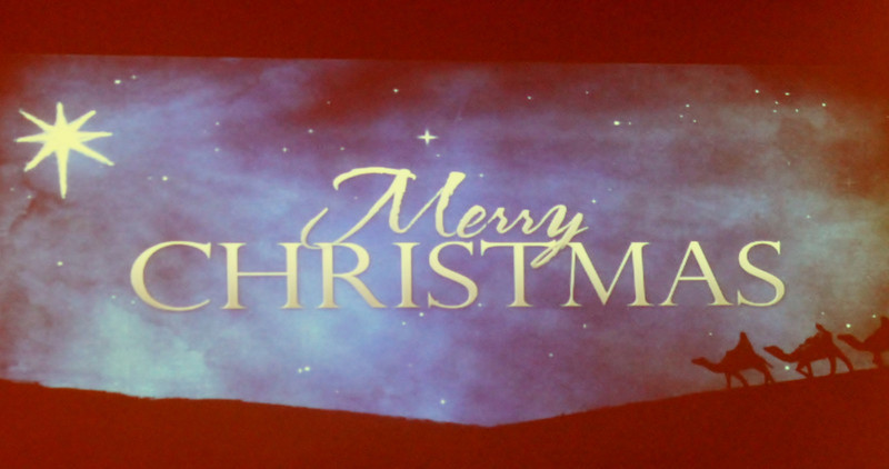 Christmas Eve Mass - 12/24/2013 - Inez Wilson