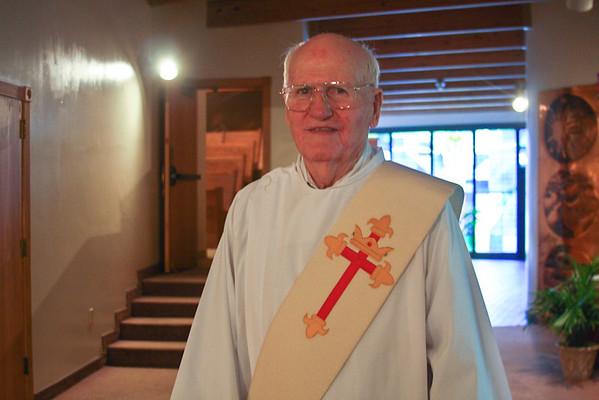 Father Paul's 40th Anniversary - 5/11/2013 - Nancy Kay Lyons, Carol Witkowski, Ileana Westman, Lee Quest