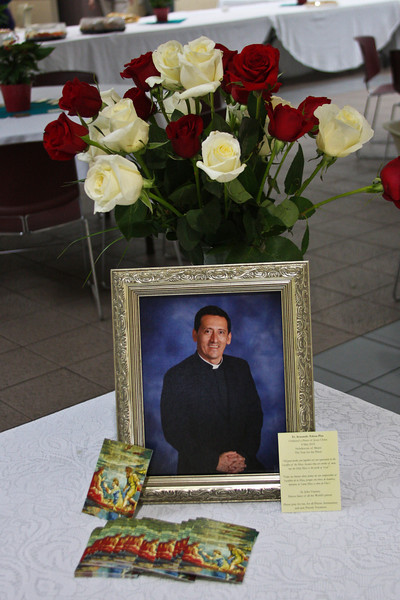 Father Armando's Farewell Mass - 6/1/2013 - Carol Witkowski