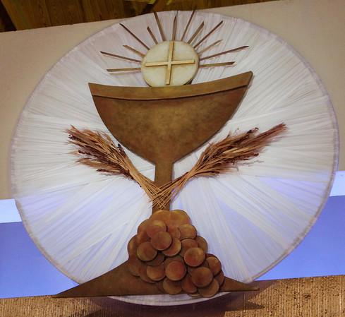 Father Armando's Farewell Mass - 6/1/2013 - Inez Wilson