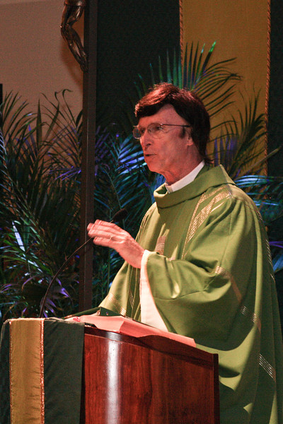 Welcoming Mass with Bishop - 9/15/13 - Inez Wilson