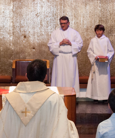 SPECIAL MASSES - 2014