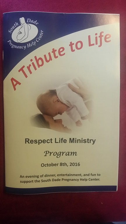 RESPECT LIFE - 2016