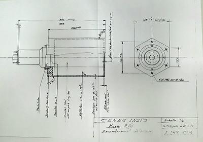 BICRON (détecteur à scintillation hexagonal)