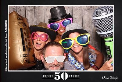 Oliver's 50 er Party