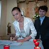 12/07/2005 - BIARRITZ - FRANCE -MARIAGE DE BENEDICTE DELMAS & TOMA