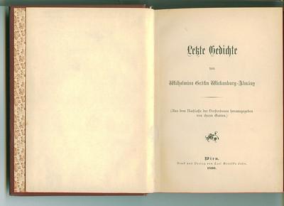 Antique German Books